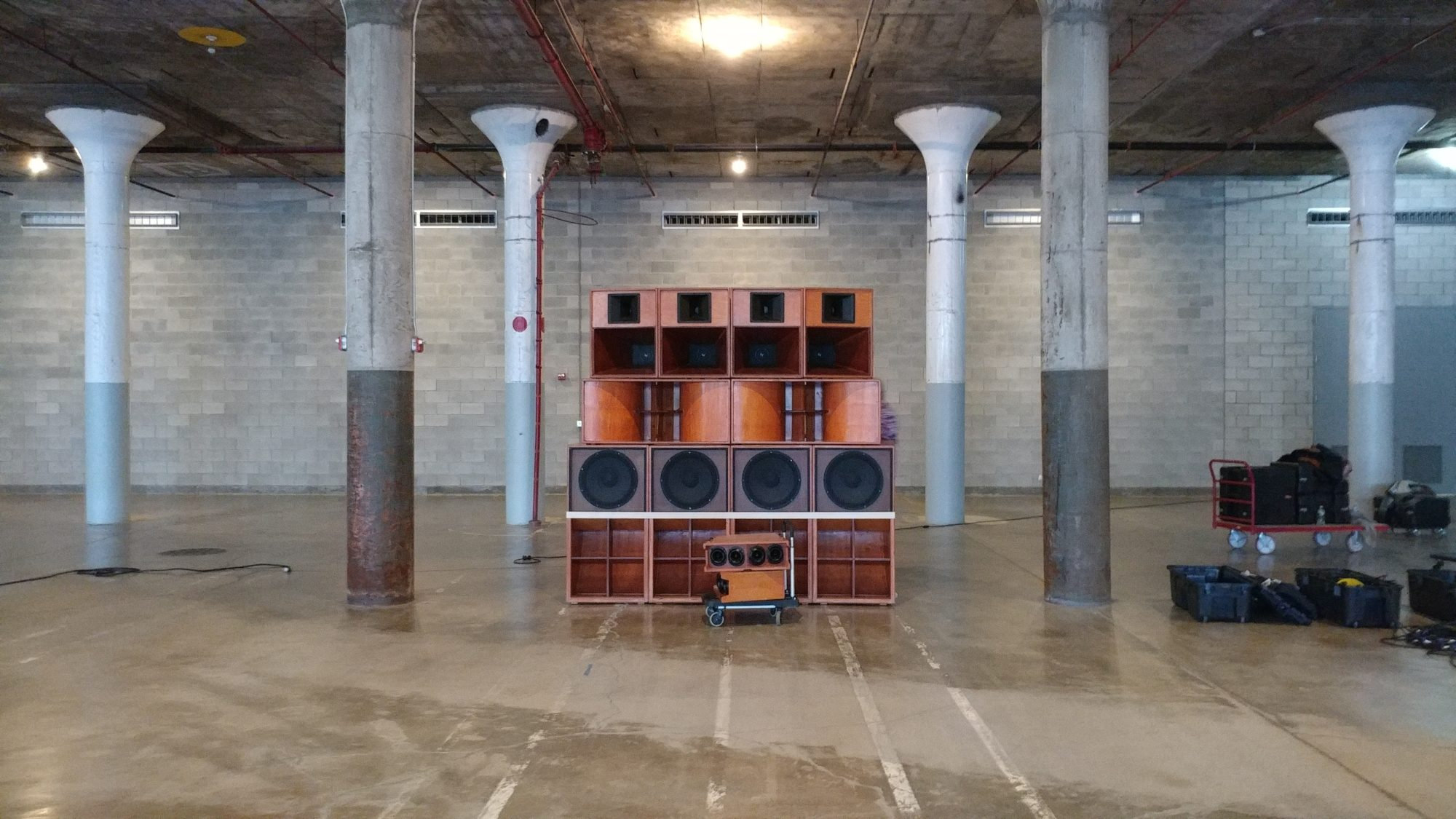 Watch the Dub-Stuy system in action at Dia:Beacon | Dub-Stuy