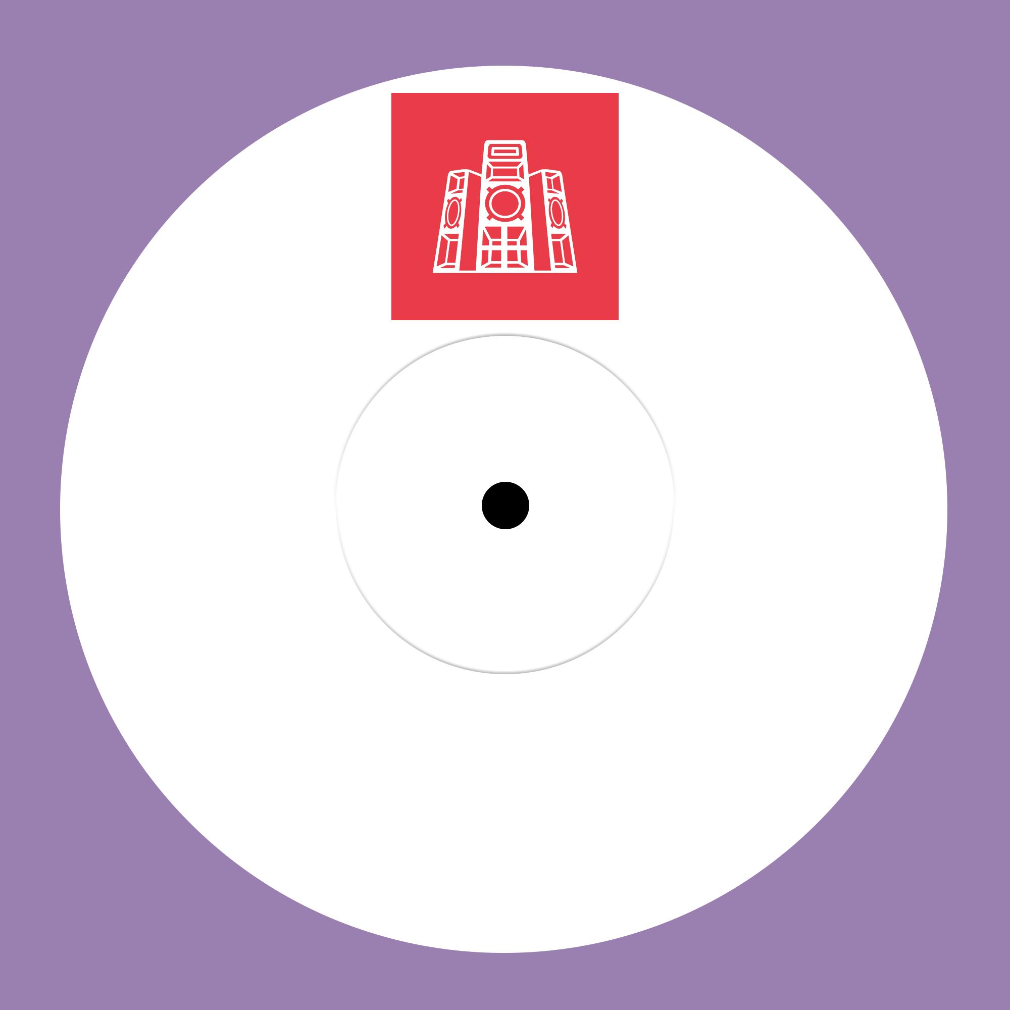"7"" White Label   Echo Chamber X"