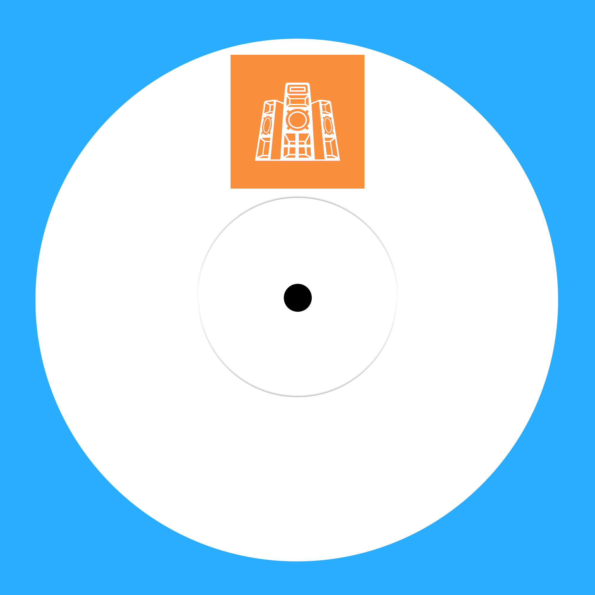 """7"""" White Label   Outlook Launch 2017"""