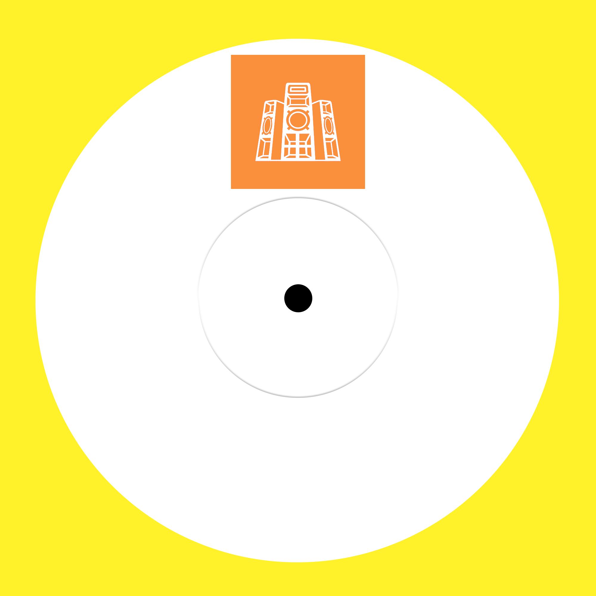 "7"" White Label   DDS 25th Anniversary"