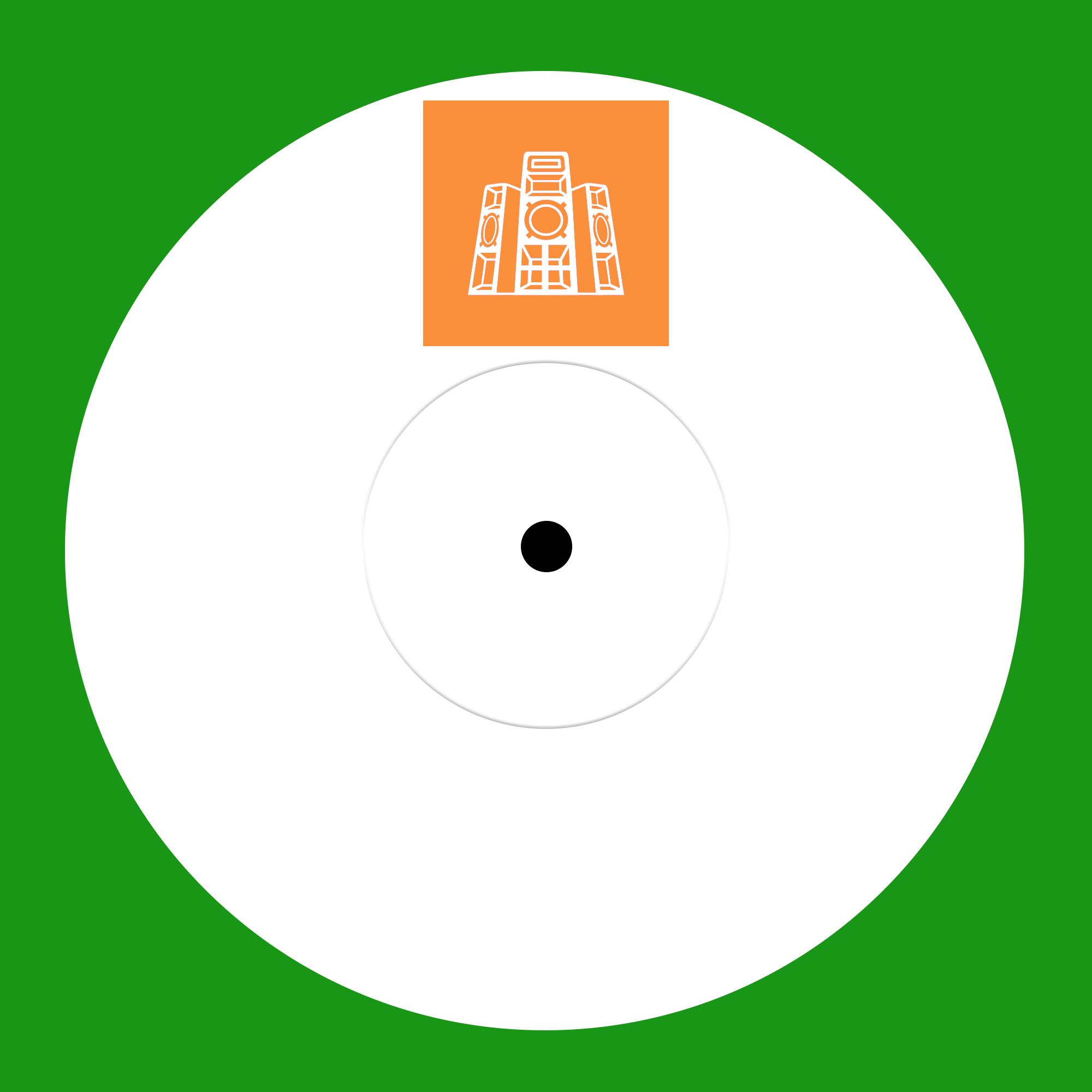 "7"" White Label   Backyard Hi-Fi August 2017"